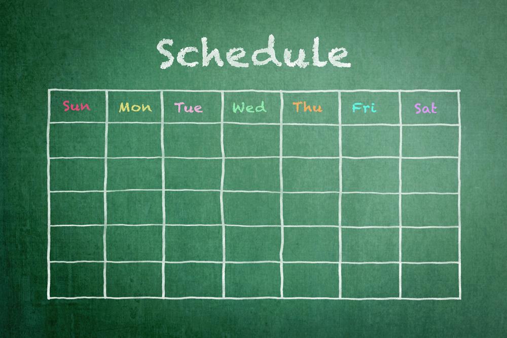 夏休みの宿題は計画的に毎日するのがポイント!