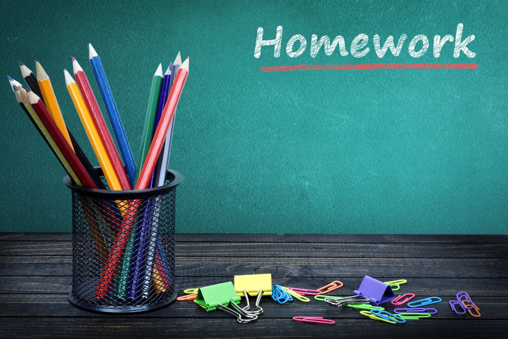 夏休みの宿題はそもそもどれくらいあるの?
